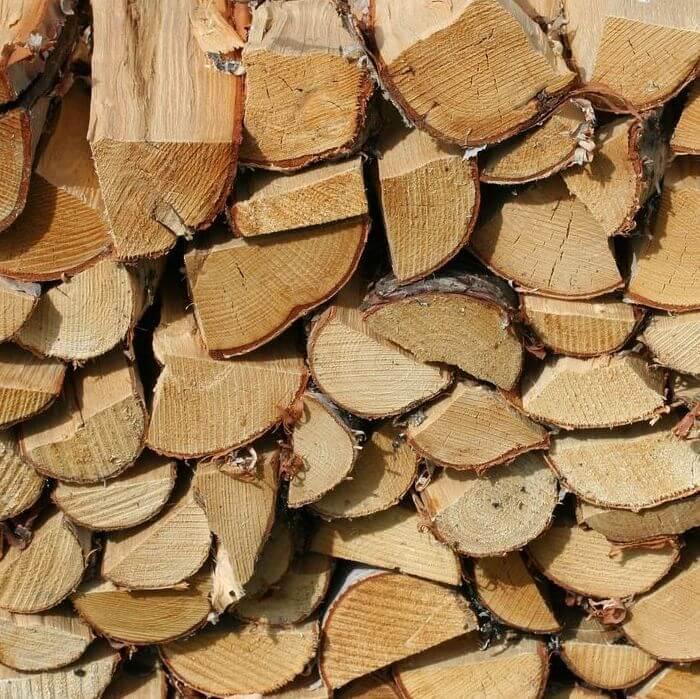 Měkké dřevo - ilustrační foto